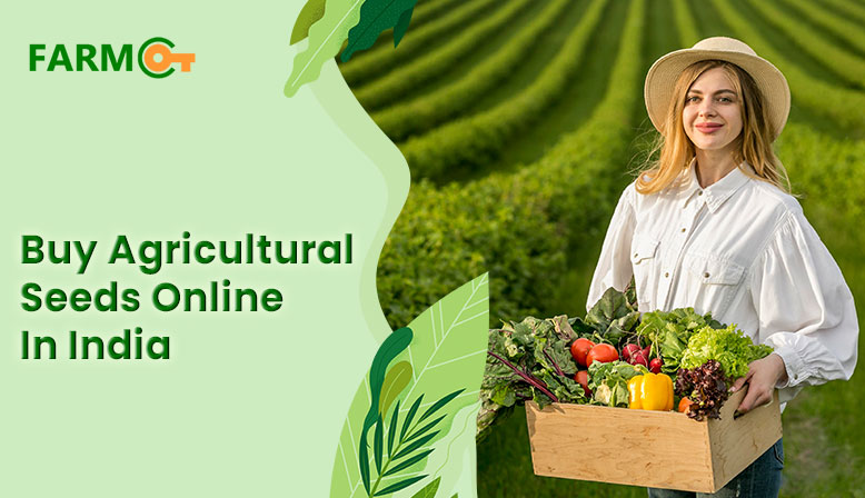 Farmkey: Buy Agricultural Seeds Online In India