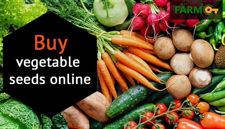 Buy Vegetable Seeds Online at Best Price – Farmkey