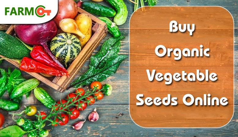 Buy Organic Vegetable Seeds Online From Farmkey