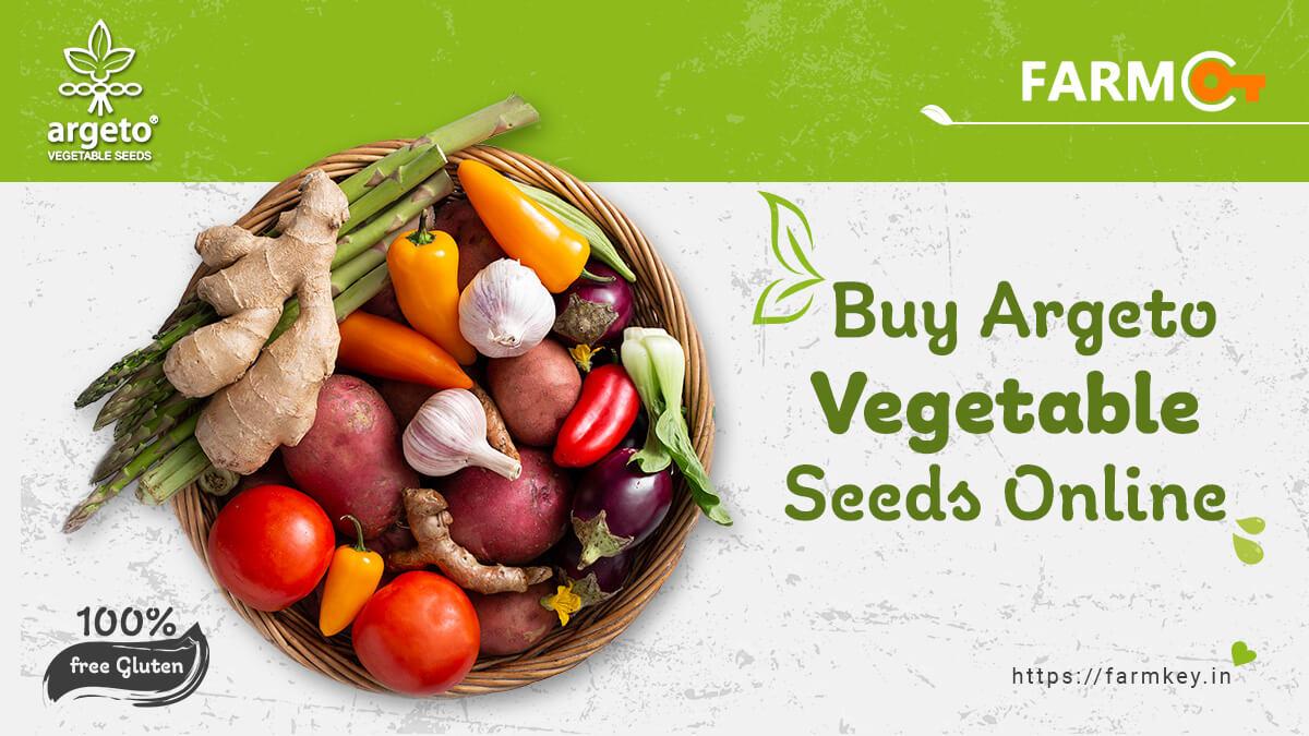 Buy Argeto Vegetable Seeds Online From Farmkey