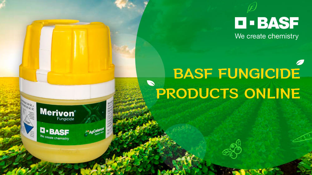 BASF Fungicide Products Online In India At Farmkey