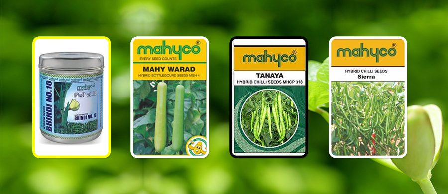 CHOOSE MAHYCO FROM FARM KEY FOR THE MOST PROSPEROUS CROP