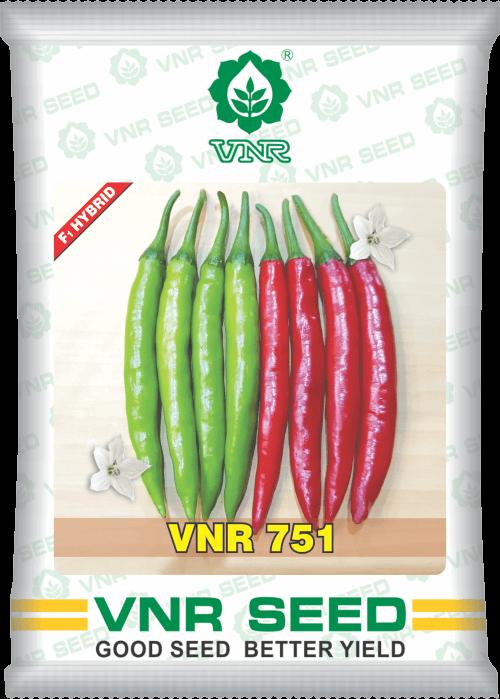 VNR-751 Chilli - 10 gm