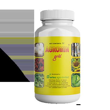 Agromin Gold (एग्रोमिन गोल्ड)- 500 ml