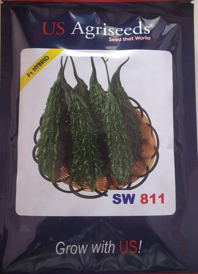 SW 811 Bitter gourd- 50gm