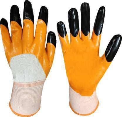 Hand Gloves-Orange