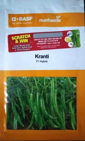 Kranti -1500 Seeds