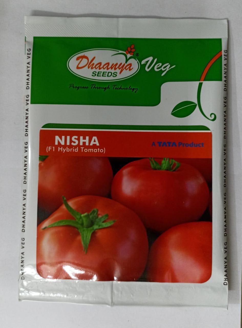 Tomato Nisha - 10gm