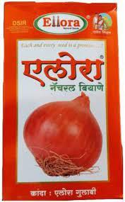 Ellora Gulabi Onion Seed - 500 Gm