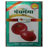 Panchganga Sardar Onion Seeds - 500 gm