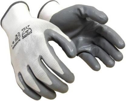 Hand Gloves - Grey