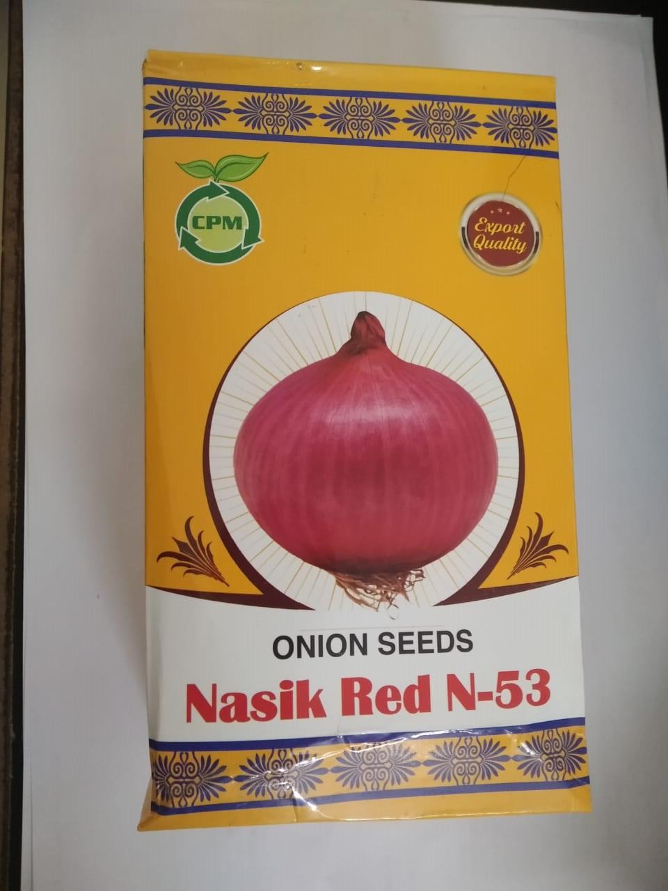 CPM Onion Seeds N -53 - 500gm