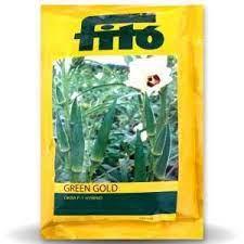 SF 009 F1 Bhindi-1400 Seeds